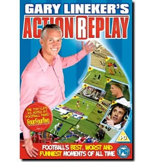Gary Lineker Action Replay (DVD)