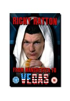 Ricky Hatton - From Manchester to Vegas (DVD)