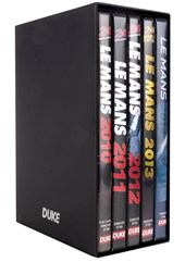 Le Mans 2010 - 2014 (5 DVD) Box Set