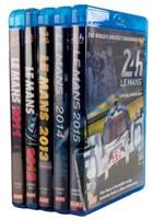 Le Mans 2011-15 Blu Ray