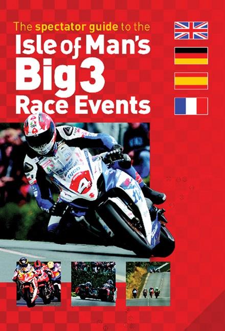 The Isle of Man's Big 3 Race Events (PB)