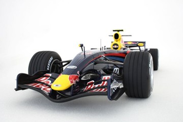Red Bull RB3 1/8 Limited Edition Model - click to enlarge