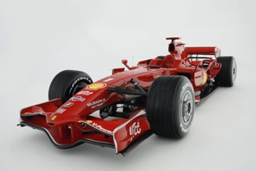 Ferrari F2008 Limited Edition  Model - click to enlarge