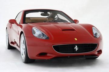Ferrari 149 California 1/8 Limited Edition Model - click to enlarge