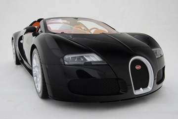 Bugatti Veyron Grand Sport 1/8 Limited Edition Model - click to enlarge