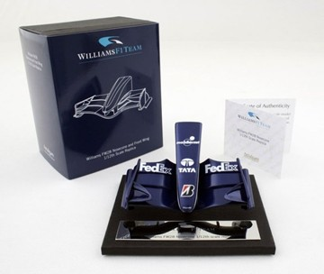 Williams FW28 1/12 Scale Nose Cone - click to enlarge