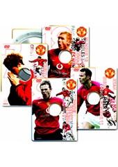 Manchester United DVD Cardz 20