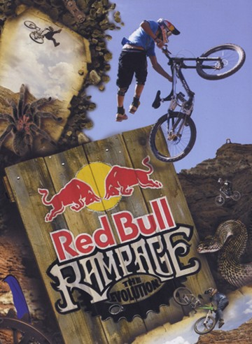 Red Bull Rampage DVD - click to enlarge