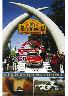 East African Safari Rally DVD