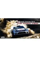 Mcklein WRC 2014 Calendar