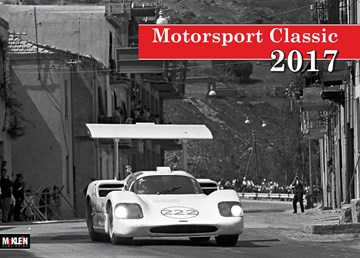 McKlein Motorsport Classic 2017 Calendar - click to enlarge