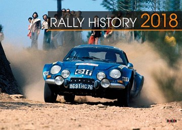 McKlein Rally History 2018 Calendar - click to enlarge