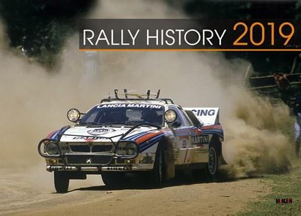 McKlein Rally History 2019 Calendar