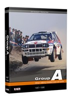 Group A – When Rallying Created Road Car Icons (HB)