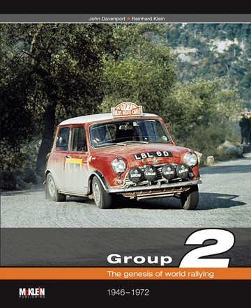 Group 2 - The Genesis of World Rallying 1946 -72 (HB) - click to enlarge