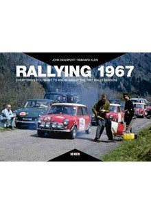 Rallying 1967  Everything you want to know about the 1967 Rally Season (HB)