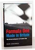 Formula One Made in Britain Book