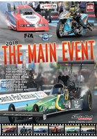 FIA FIM Main Event at Santa Pod 2018 DVD