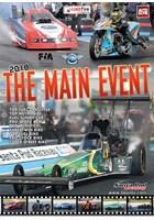 FIA FIM Main Event at Santa Pod 2018 DVD