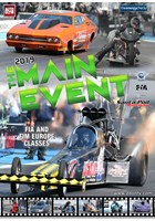 FIA FIM Main Event at Santa Pod 2019 DVD