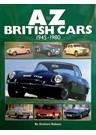 A-Z British Cars (HB) 1945-80