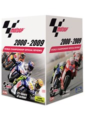 MotoGP 2000 - 2009 (10 DVD) Box Set