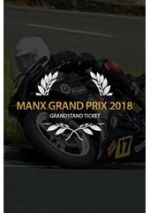 Manx Grand Prix 2018 Grandstand Ticket