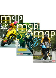 Manx Grand Prix Official Reviews 2004, 2005 & 2005 DVD Bundle
