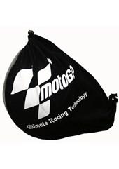 MotoGP Drawstring Helmet Bag Black/Silver