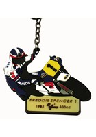 MotoGP Legends Key Fob Freddie Spencer #1