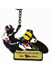 MotoGP Legends Key Fob Freddie Spencer #1