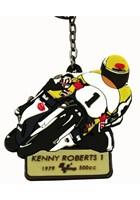 MotoGP Legends Key Fob Kenny Roberts #1