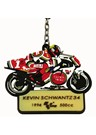 MotoGP Legends Key Fob Kevin Schwantz #34