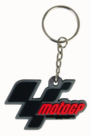 MotoGP KeyFob MotoGP Logo ( Rubber) - click to enlarge