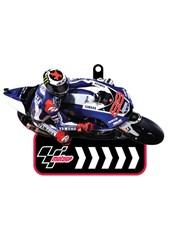 MotoGP Printed PVC Keyfob - Lorenzo  #99