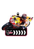 MotoGP Printed PVC Keyfob - Marquez # 93