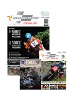 Manx Grand Prix 2011 Programme and Race Guide