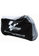 MotoGP Rain Cover Black & Grey XL
