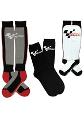 MotoGP 3 Pair Boot Sock Set