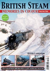 British Steam Memories in Colour Bookazine