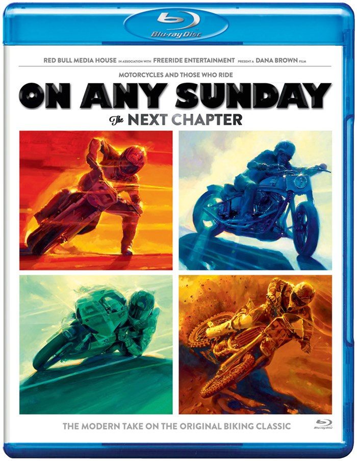 On Any Sunday - The Next Chapter Blu-ray
