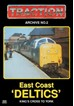 Traction Archive 2 East Coast Deltics Kings Cross York DVD