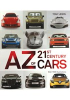A-Z of 21st Century Cars (PB)