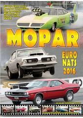 Mopar EuroNationals 2016 DVD