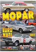 Mopar EuroNats  2017 DVD