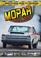 Mopar EuroNats Highlights 2000-2016 DVD