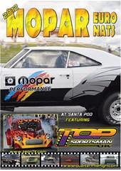 Mopar EuroNats 2012 DVD