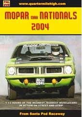 DVD Mopar Euronationals at Santa Pod 2004