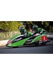 Dave Molyneux Ballaugh Bridge TT 2010 3rd Practice, Mounted, A1