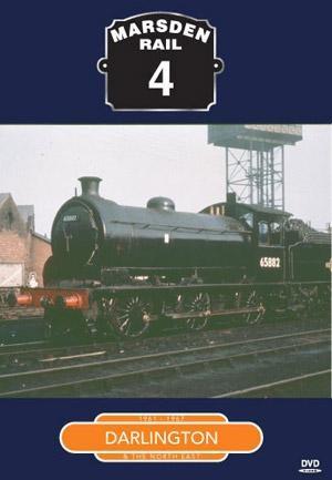 Marsden Rail Series Darlington DVD